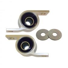 Ексцентрични полиуретанови тампони за носачи Super Pro - Subaru Impreza (2002 - 2005)