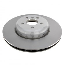 Предни спирачни дискове EBC Brakes за BMW 535D (E60/E61) 3.0TD 2004-2010