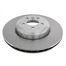 Задни спирачни дискове EBC Brakes за BMW 535D (E60) 3.0TD 2004-2010