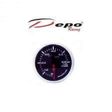 Уред за налягане на гориво DEPO RACING - 52мм