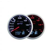 Измервателен уред DEPO RACING - Комбиниран 4в1