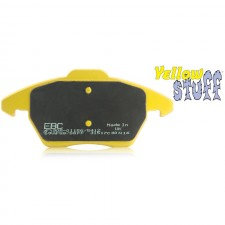 Задни накладки EBC Brakes Yellowstuff - AUDI S3 2.0T 2006 - 2012