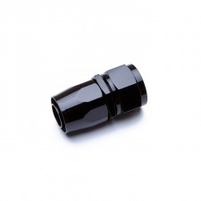 Прав маслен и горивен фитинги Hosetechnik в черен цвят - тип женско