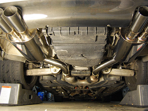 ремонт на гърнета и изпускателни системи